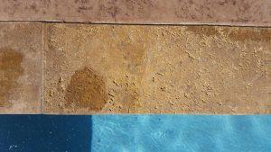 Houston TX Lueders Limestone Coping