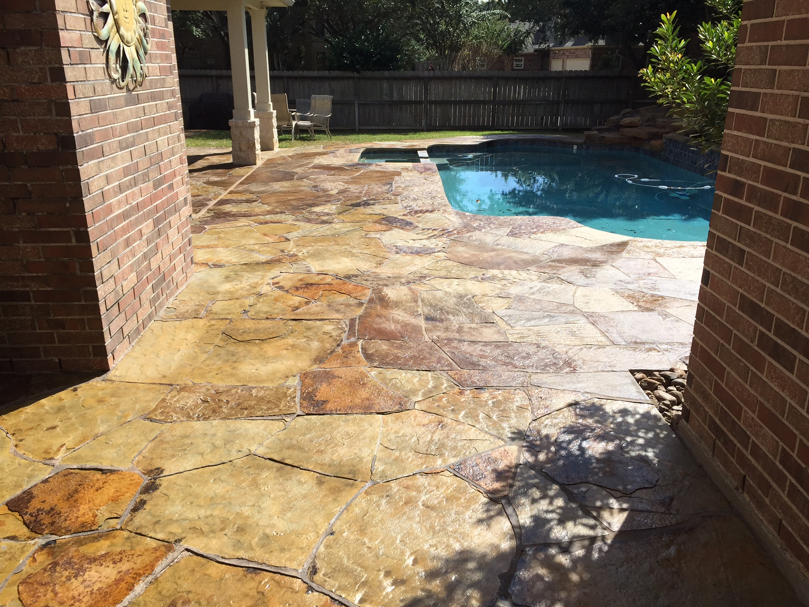 Texas Stone Sealers Granite Tile Amp Concrete Sealing