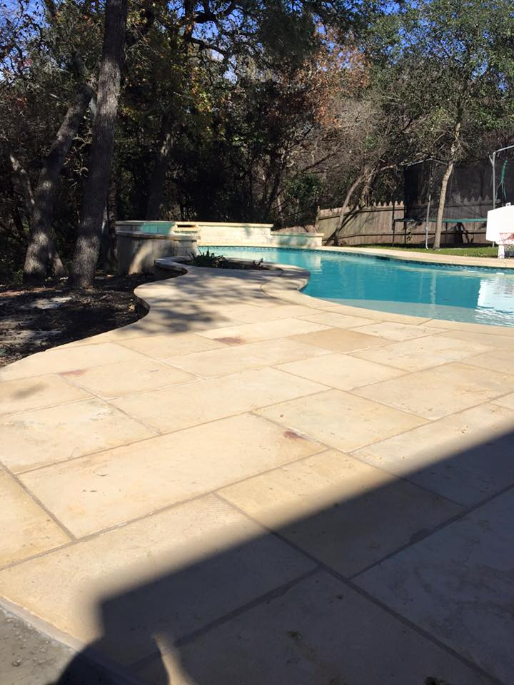 Austin TX Limestone Sealers