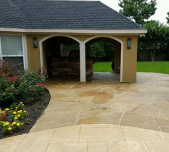 Dallas Stone Sealing and Renovation
